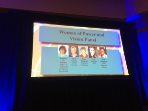 women of Power & Vision Panelists